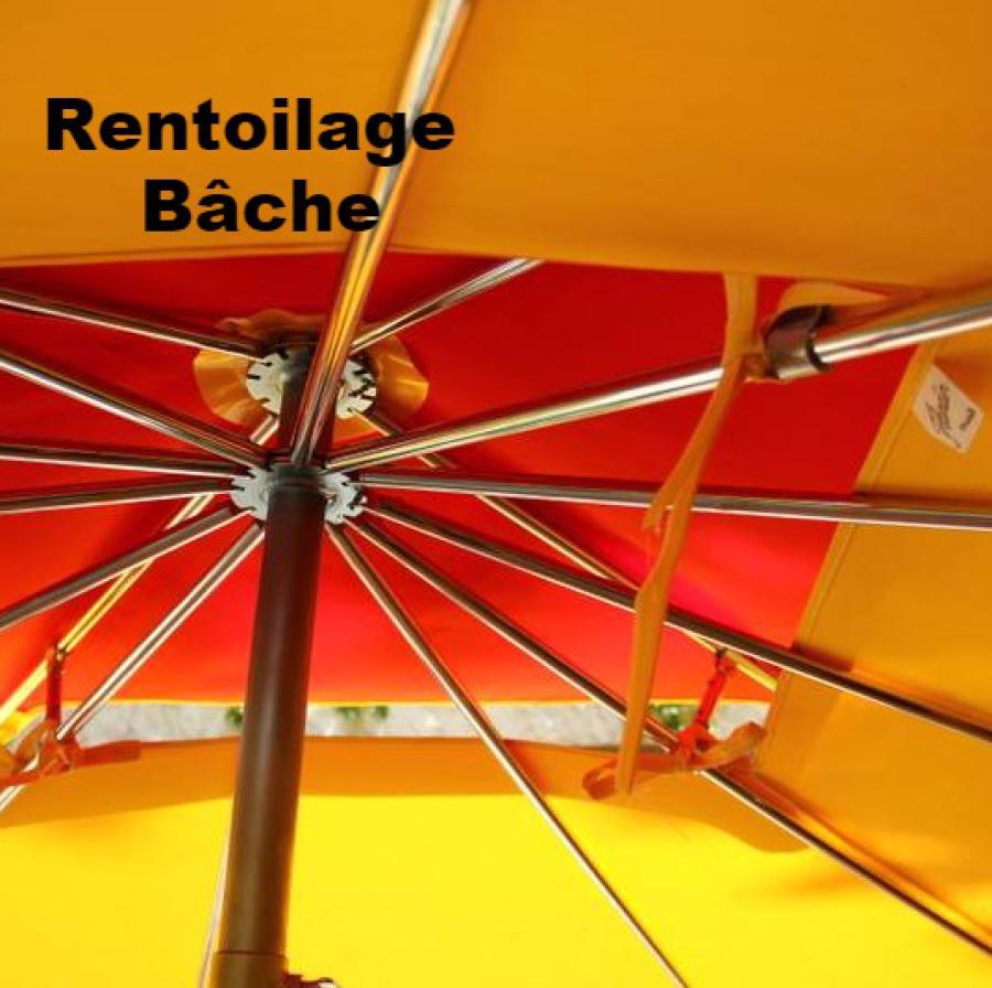 rentoilage parasol