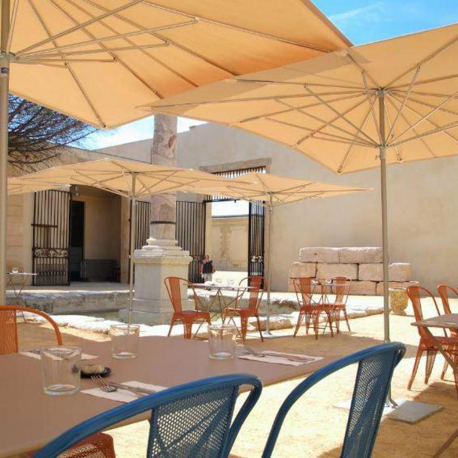parasol terrasse design