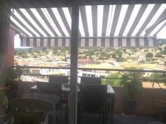 store banne balcon