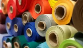 rouleaux toile acrylique couleurs
