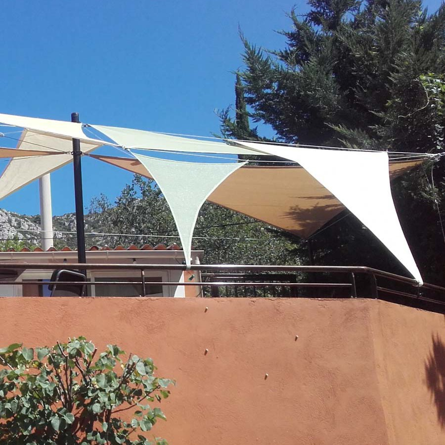 voile d ombrage terrasse