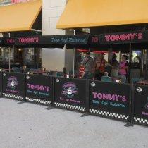 parasol flandin tommy's