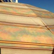 parasol toile ancienne